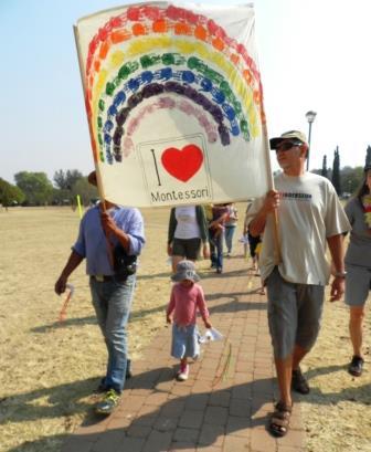 Montessori walk